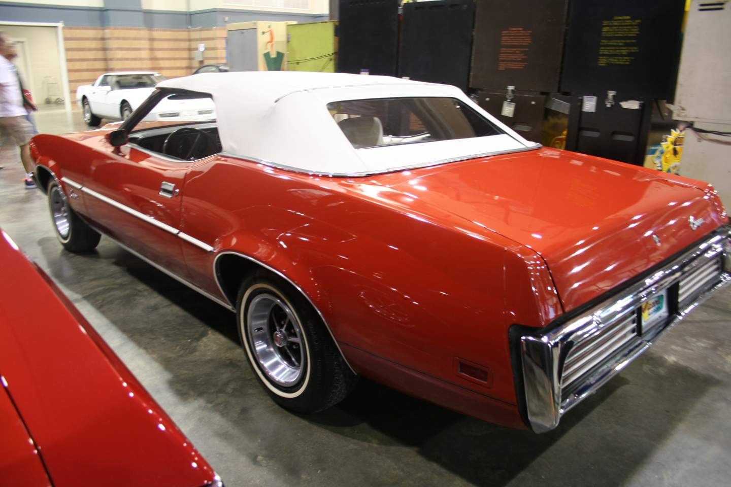 5th Image of a 1972 MERCURY COUGAR