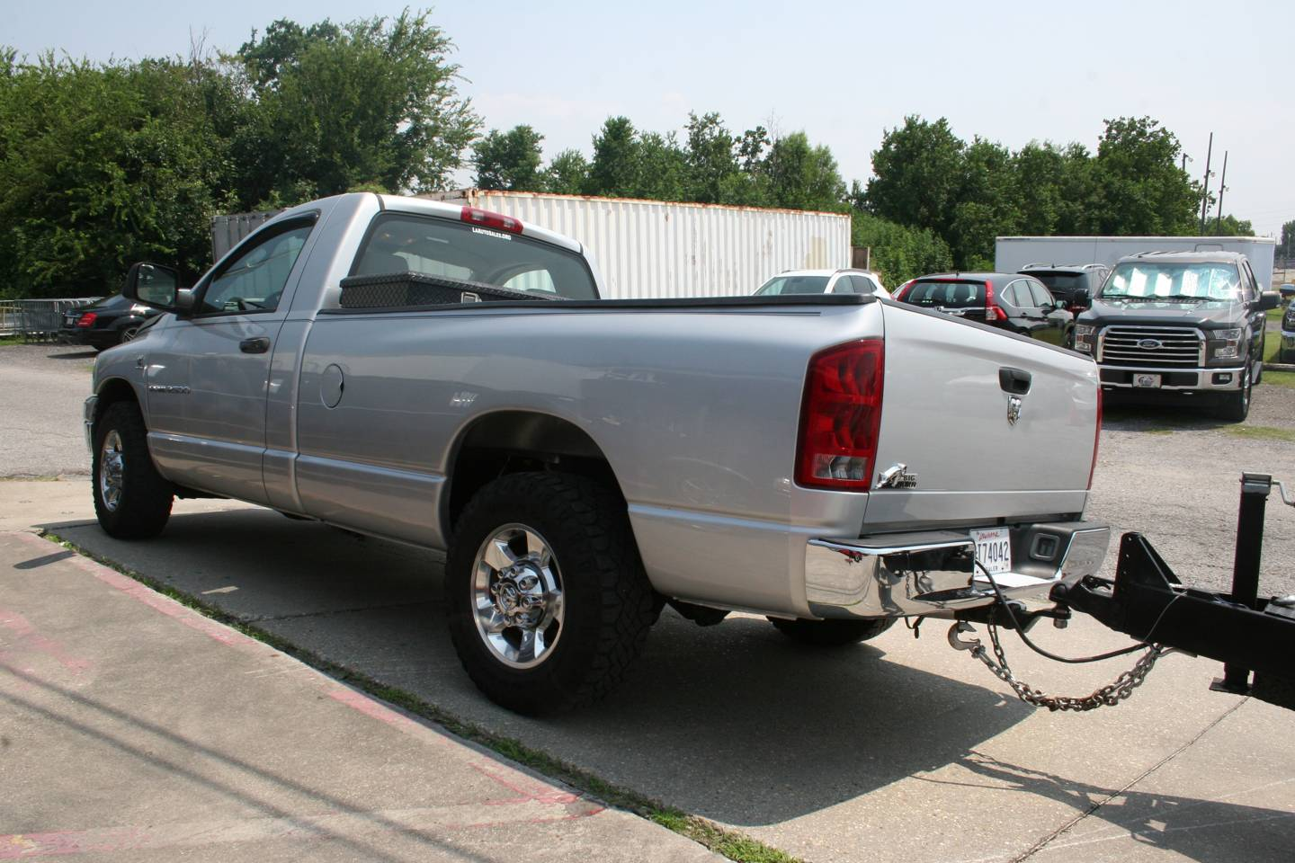 7th Image of a 2006 DODGE RAM PICKUP 2500