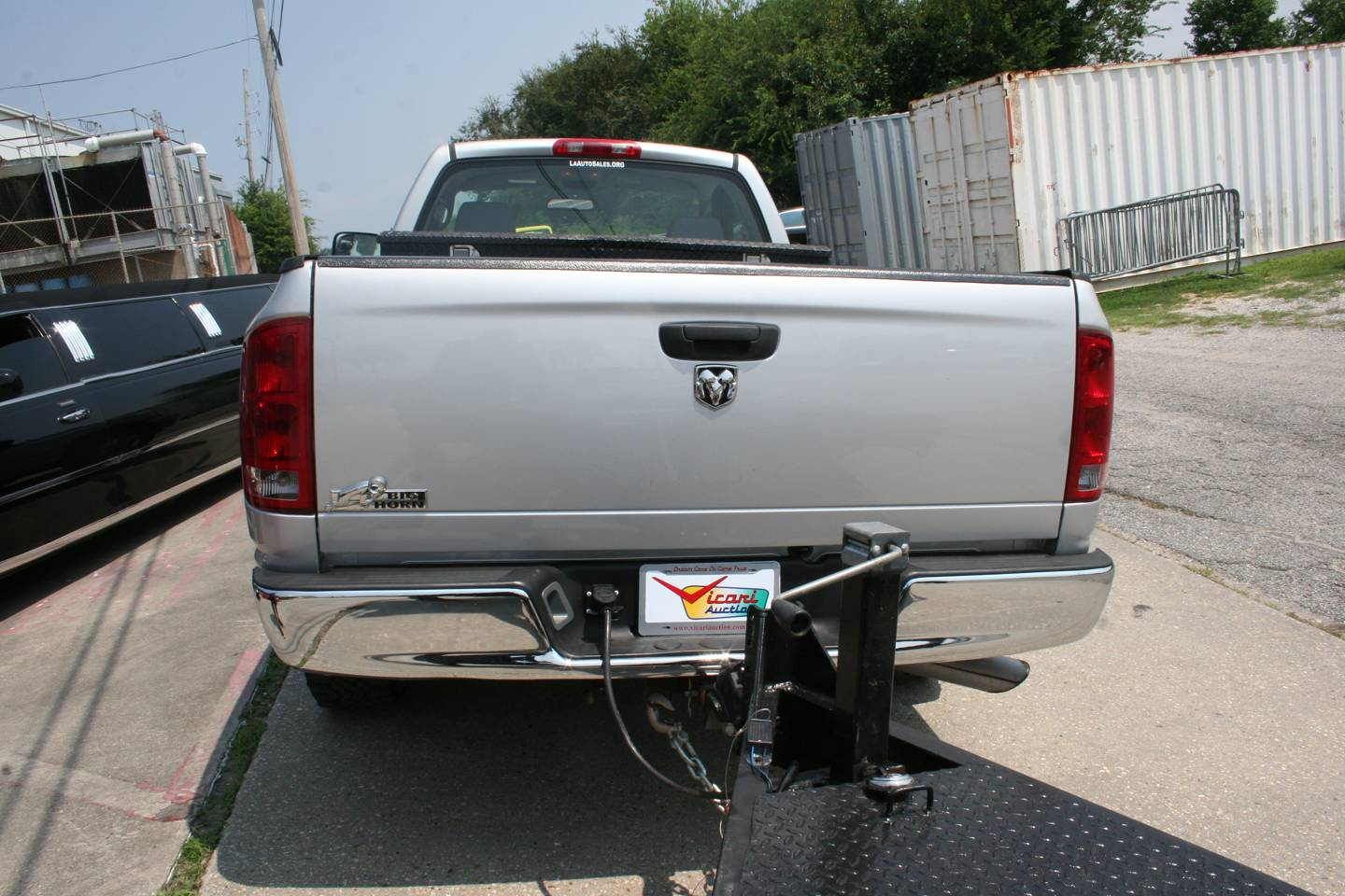 8th Image of a 2006 DODGE RAM PICKUP 2500