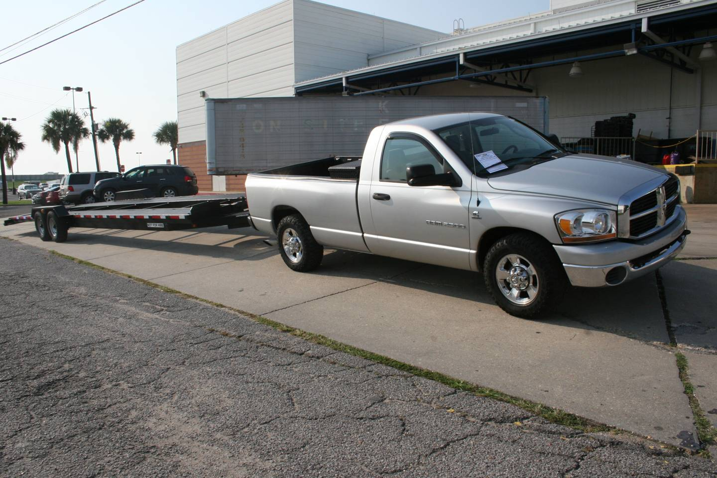 15th Image of a 2006 DODGE RAM PICKUP 2500
