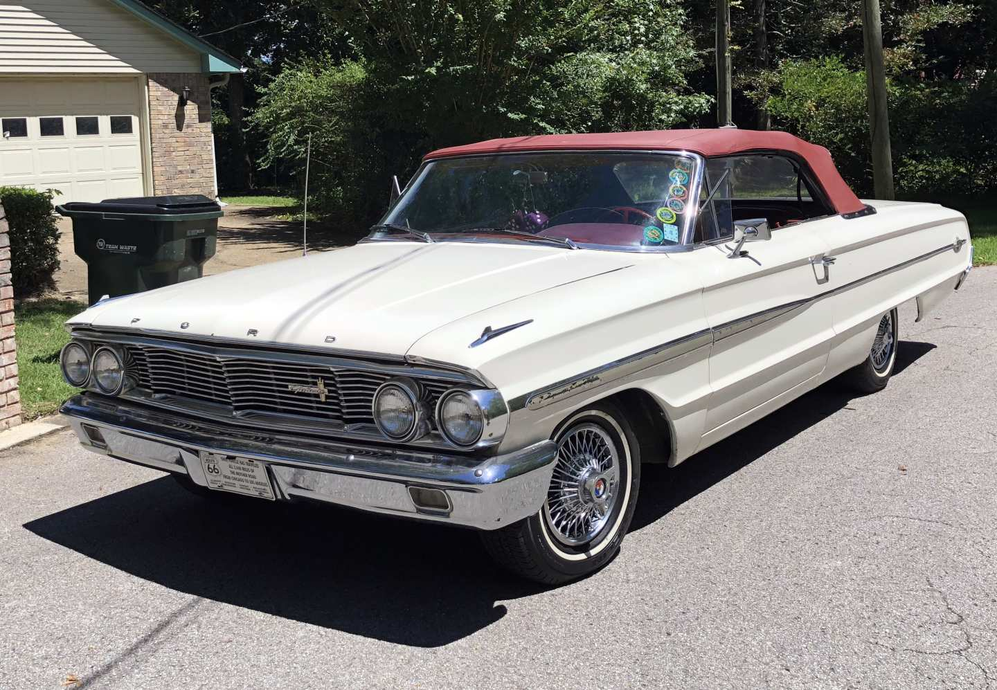 9th Image of a 1964 FORD GALAXIE 500XL