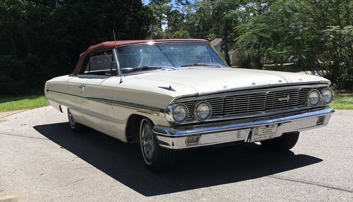12th Image of a 1964 FORD GALAXIE 500XL