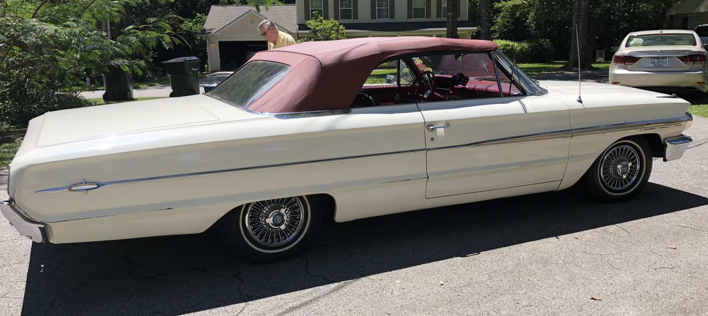 13th Image of a 1964 FORD GALAXIE 500XL