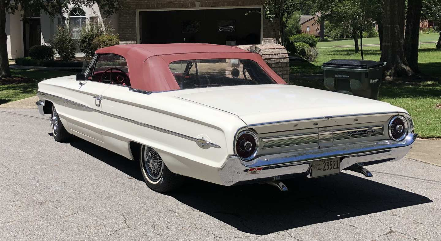 14th Image of a 1964 FORD GALAXIE 500XL