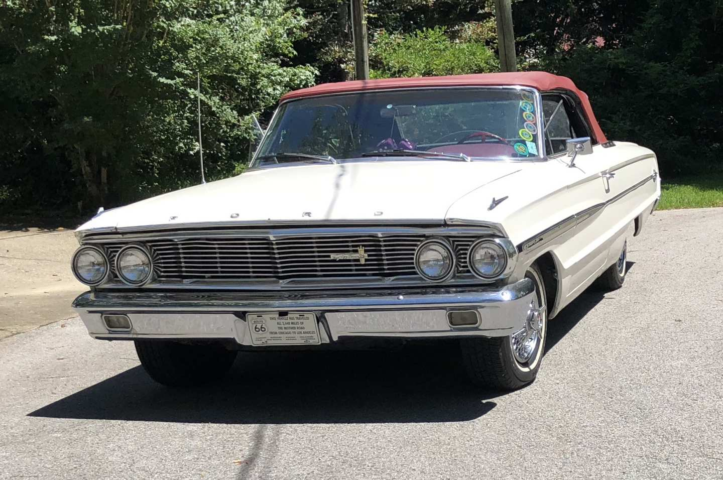 17th Image of a 1964 FORD GALAXIE 500XL
