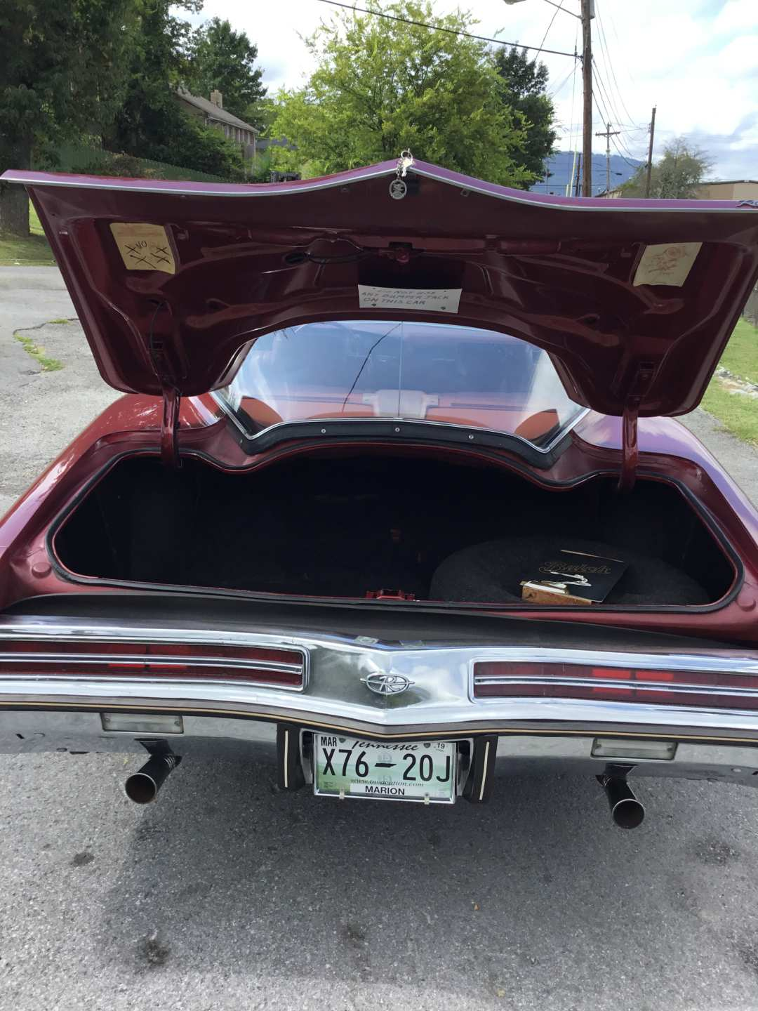 5th Image of a 1973 BUICK RIVERA