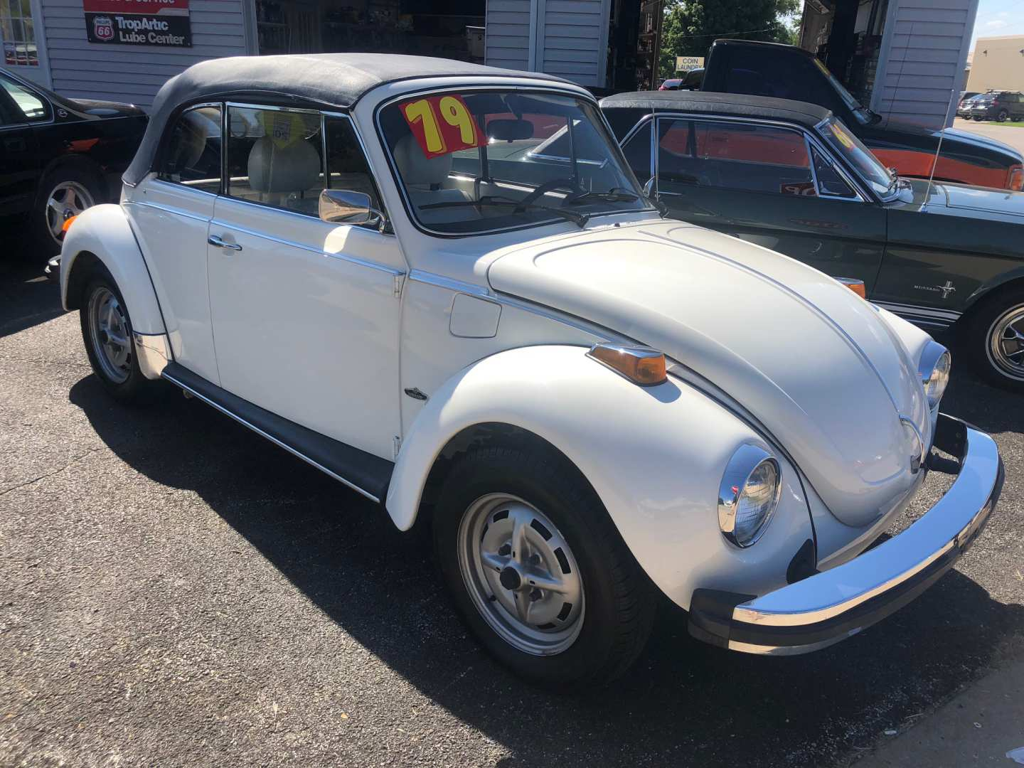 4th Image of a 1979 VOLKSWAGEN BEETLE
