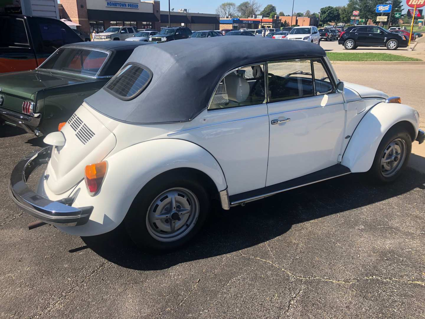 5th Image of a 1979 VOLKSWAGEN BEETLE