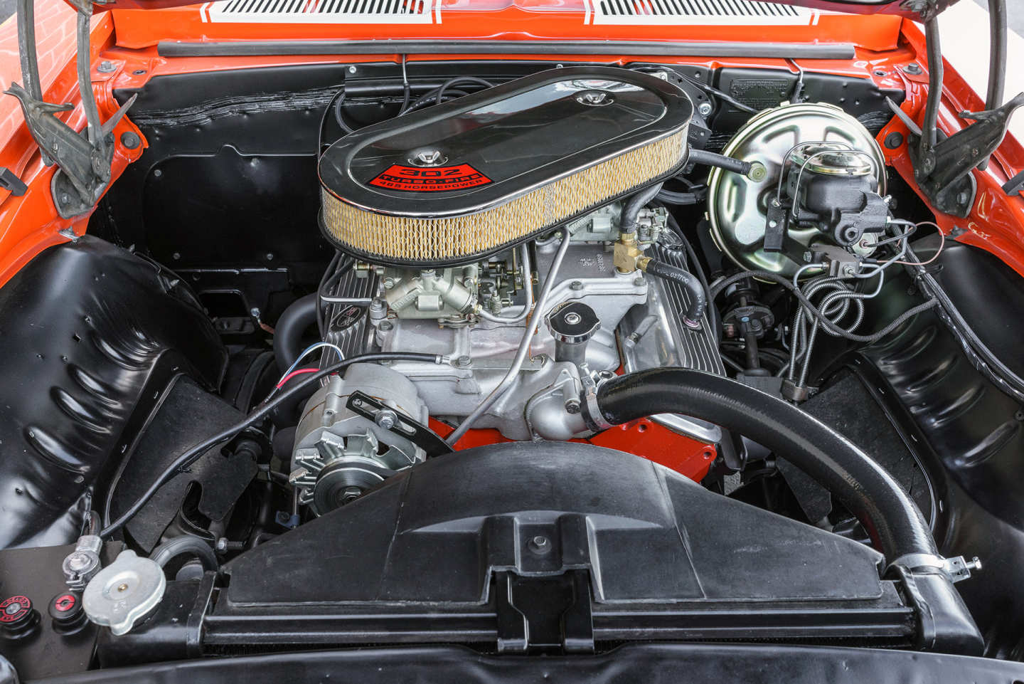 5th Image of a 1969 CHEVROLET CAMARO