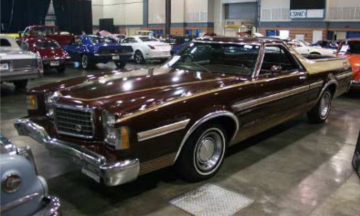 6th Image of a 1979 FORD RANCHERO