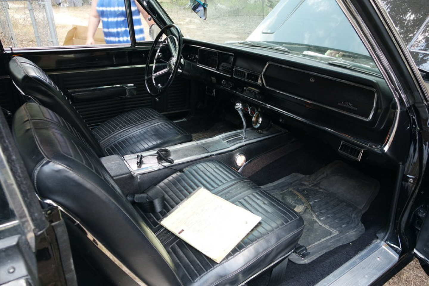 12th Image of a 1967 PLYMOUTH BELEVDERE