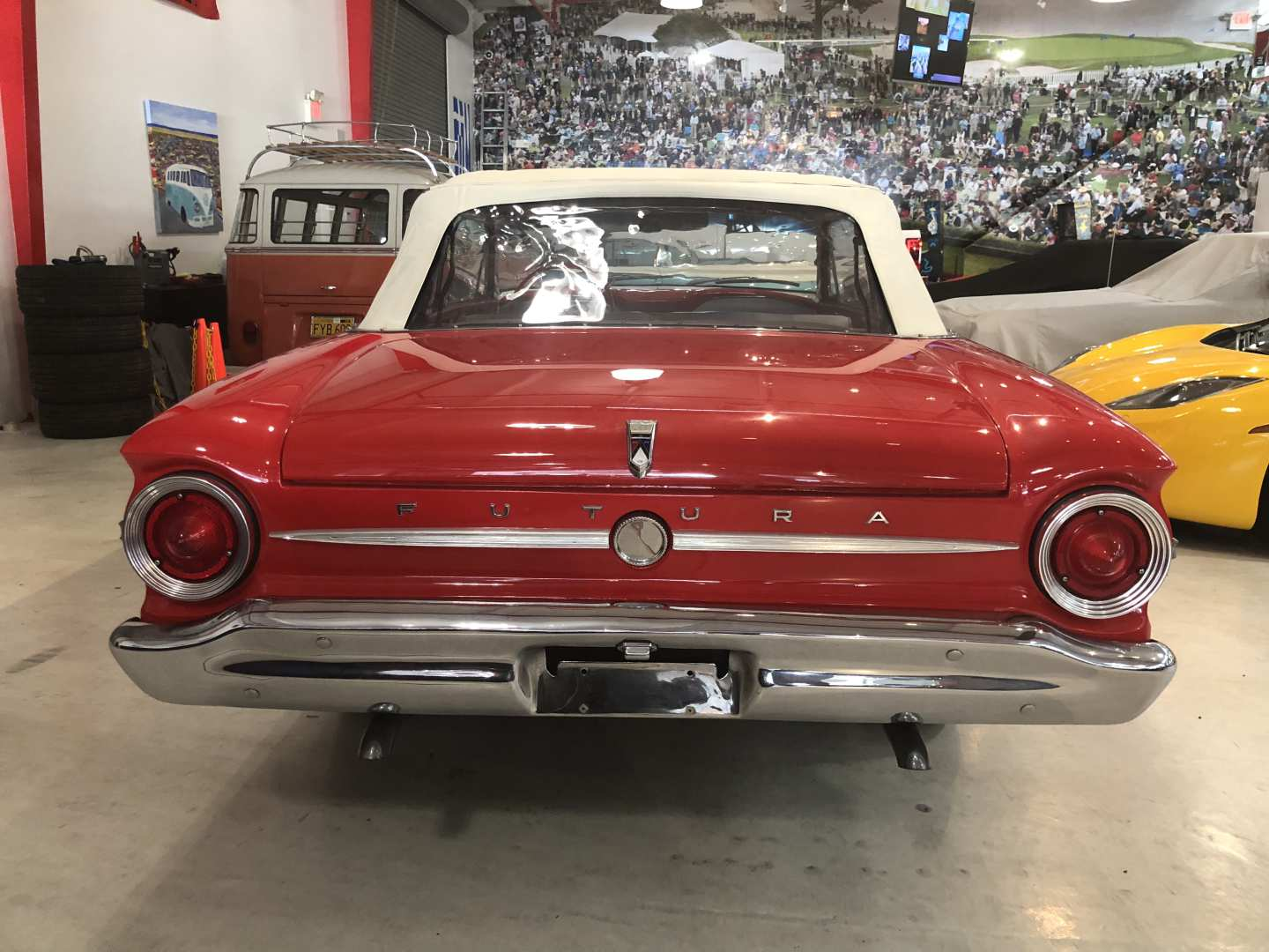 7th Image of a 1963 FORD FALCON