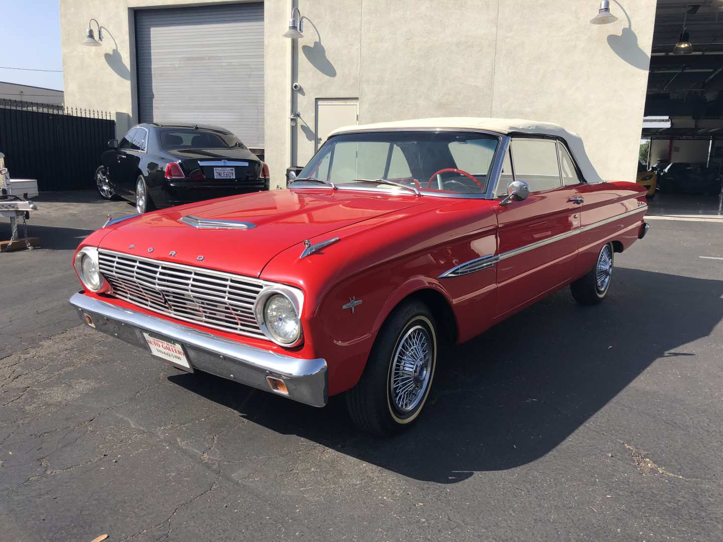 22nd Image of a 1963 FORD FALCON