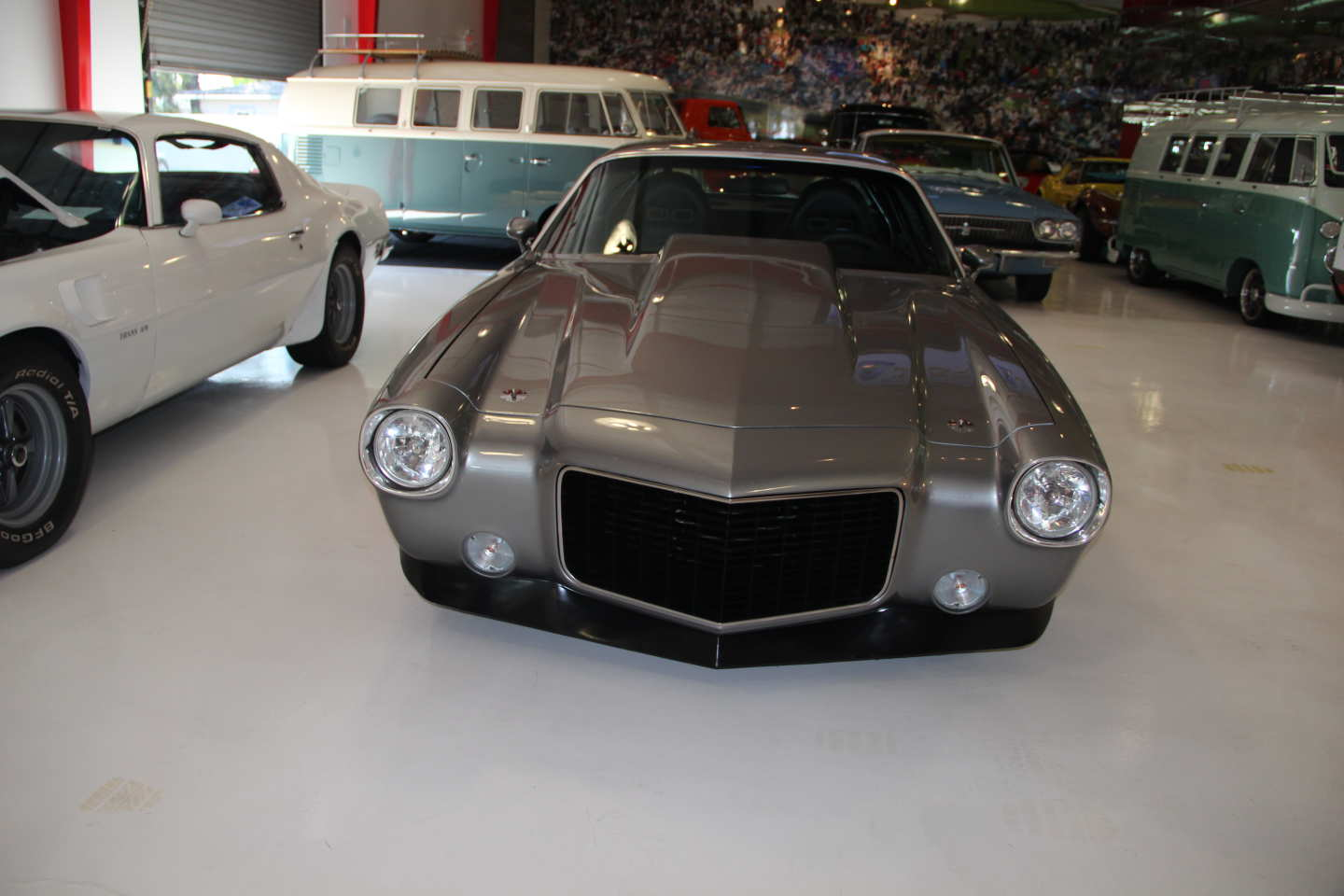 4th Image of a 1975 CHEVROLET CAMARO