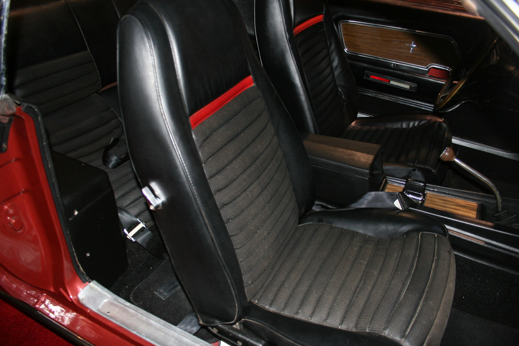 7th Image of a 1969 FORD MUSTANG