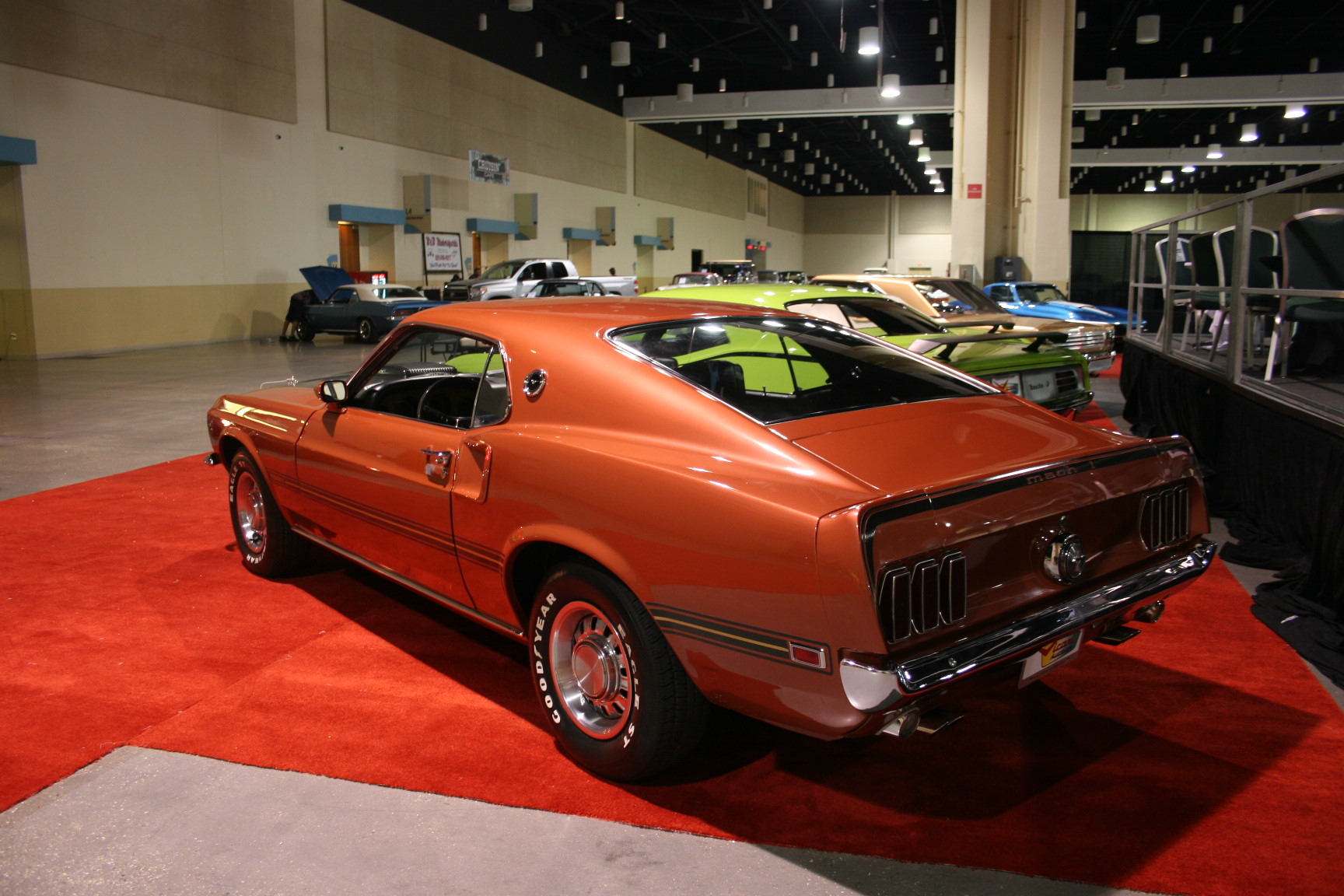 9th Image of a 1969 FORD MUSTANG