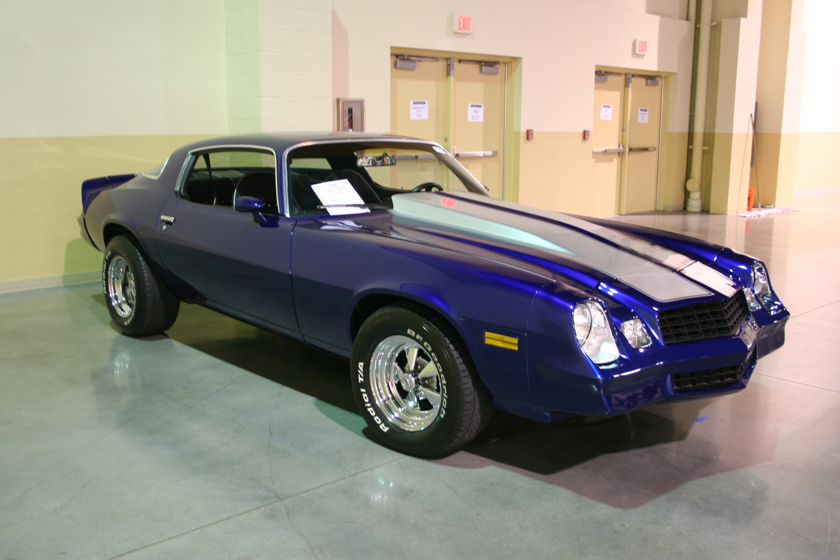2nd Image of a 1979 CHEVROLET CAMERO 2DR