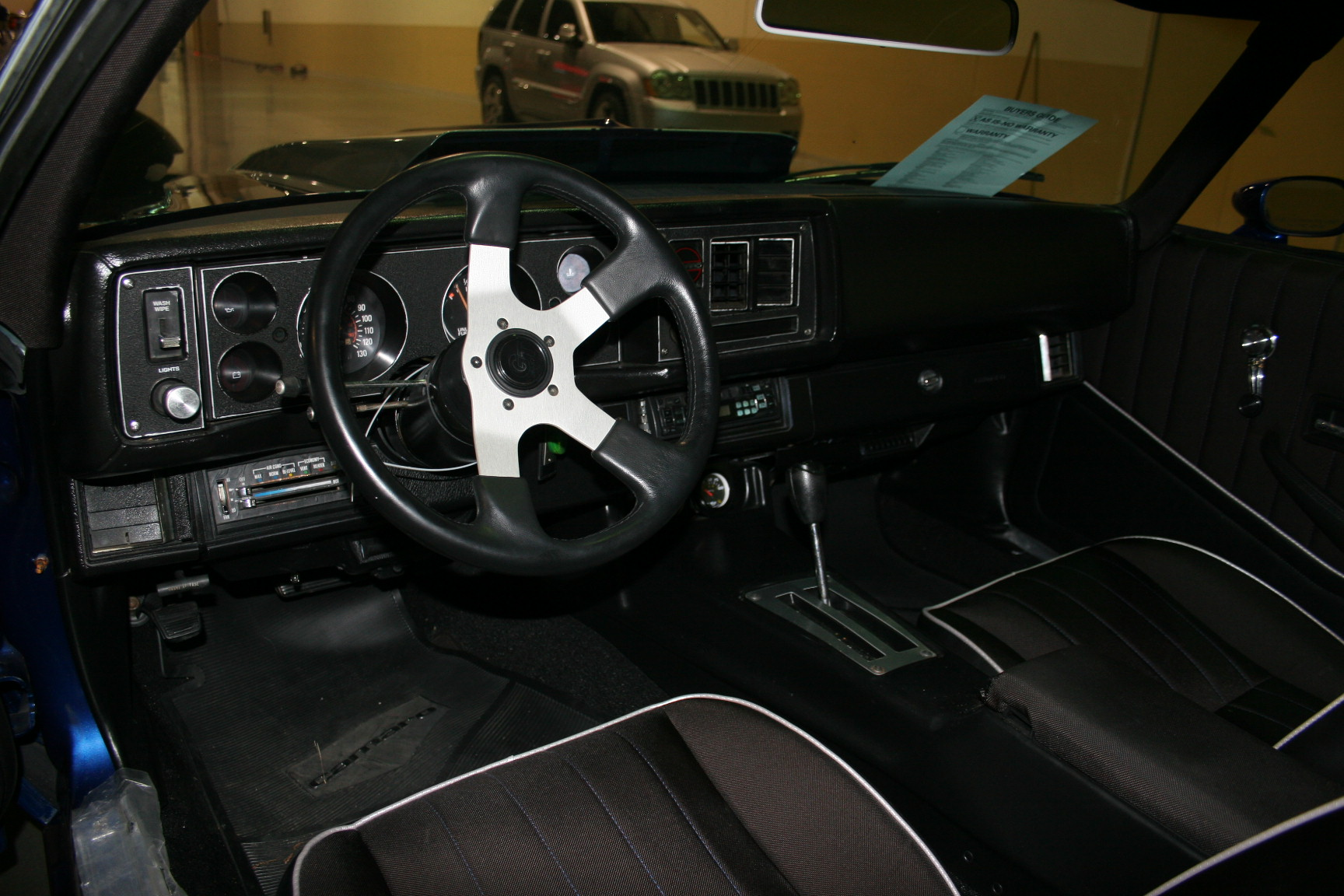 4th Image of a 1979 CHEVROLET CAMERO 2DR