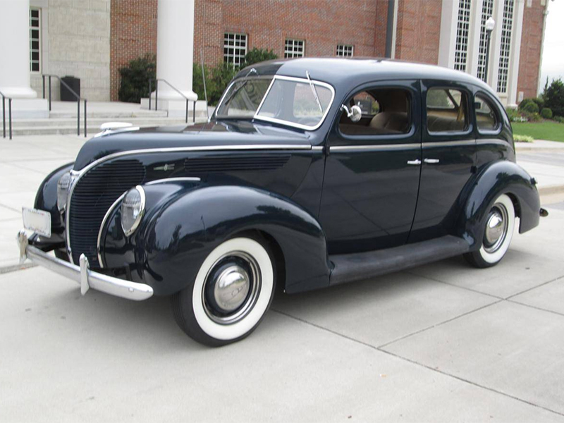 1938 FORD DELUXE For Sale at Vicari Auctions Atlanta 2015