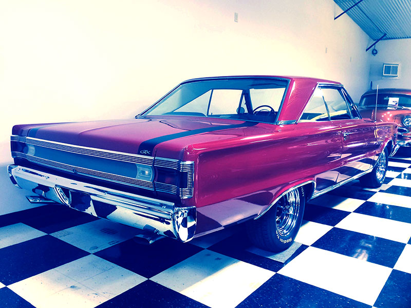 2nd Image of a 1967 PLYMOUTH BELVEDERE GTX