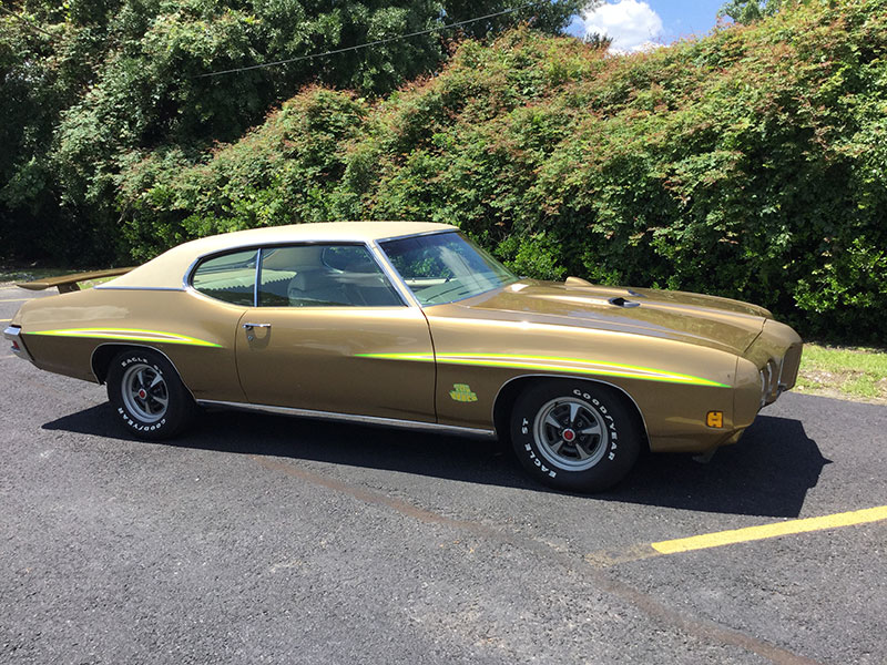 2nd Image of a 1970 PONTIAC GTO JUDGE