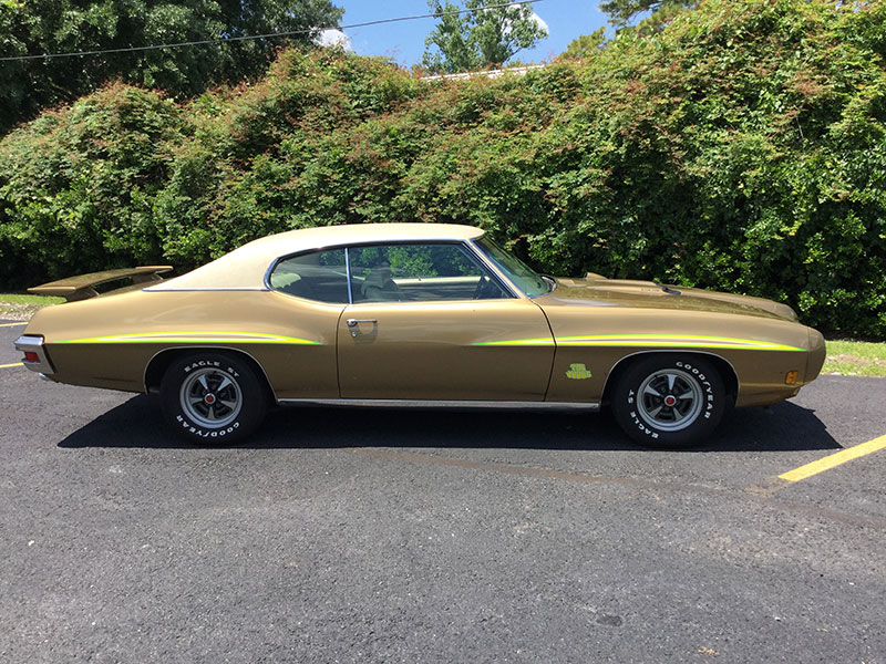 3rd Image of a 1970 PONTIAC GTO JUDGE