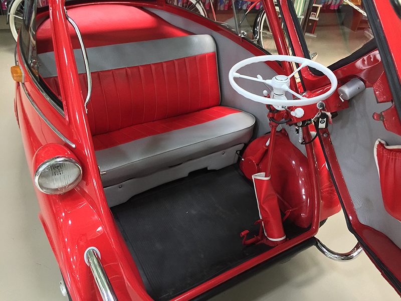 1957 BMW ISETTA For Sale at Vicari Auctions New Orleans 2015