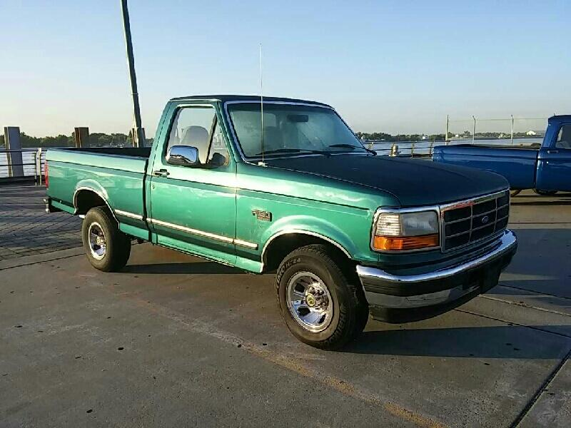 1996 Ford F150 For Sale At Vicari Auctions New Orleans 2015