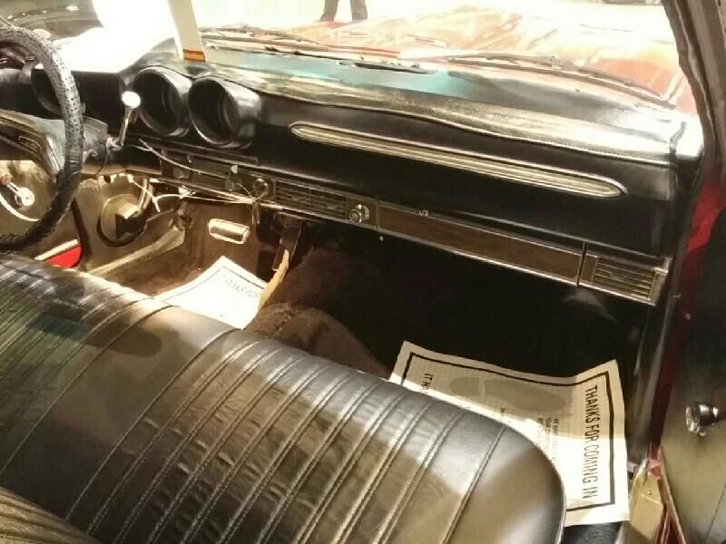 1969 FORD TORINO GT For Sale at Vicari Auctions Biloxi 2015