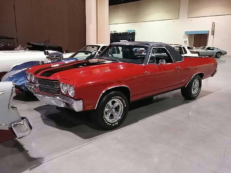 1970 Chevrolet El Camino For Sale At Vicari Auctions Biloxi 2015