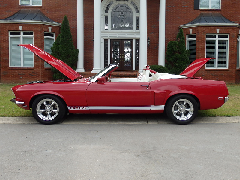 1969 Ford Mustang Gt350 Shelby Tribute For Sale At Vicari Auctions