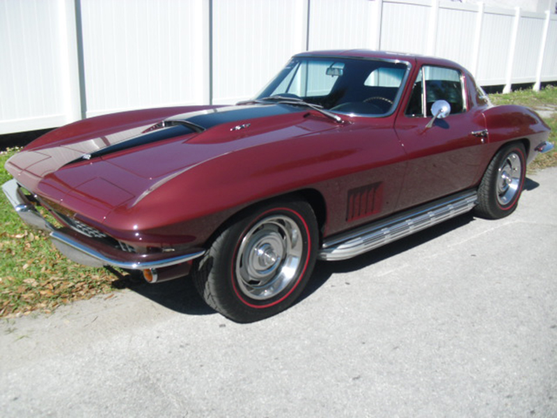 1967 CHEVROLET CORVETTE For Sale at Vicari Auctions Tampa Bay FL 2016