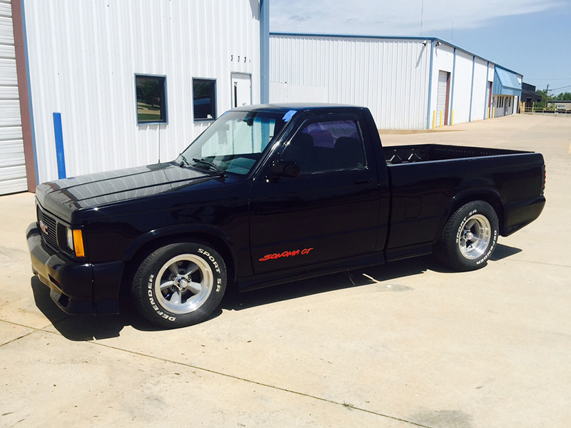 1992 Gmc Sonoma Gt For Sale At Vicari Auctions Nocona Tx 2016