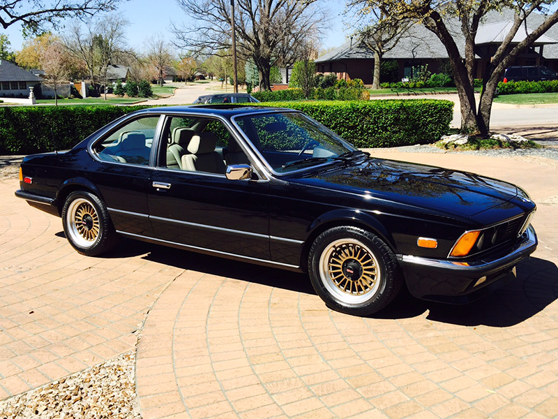 BMW CSI For Sale At Vicari Auctions Nocona Tx - 635 bmw