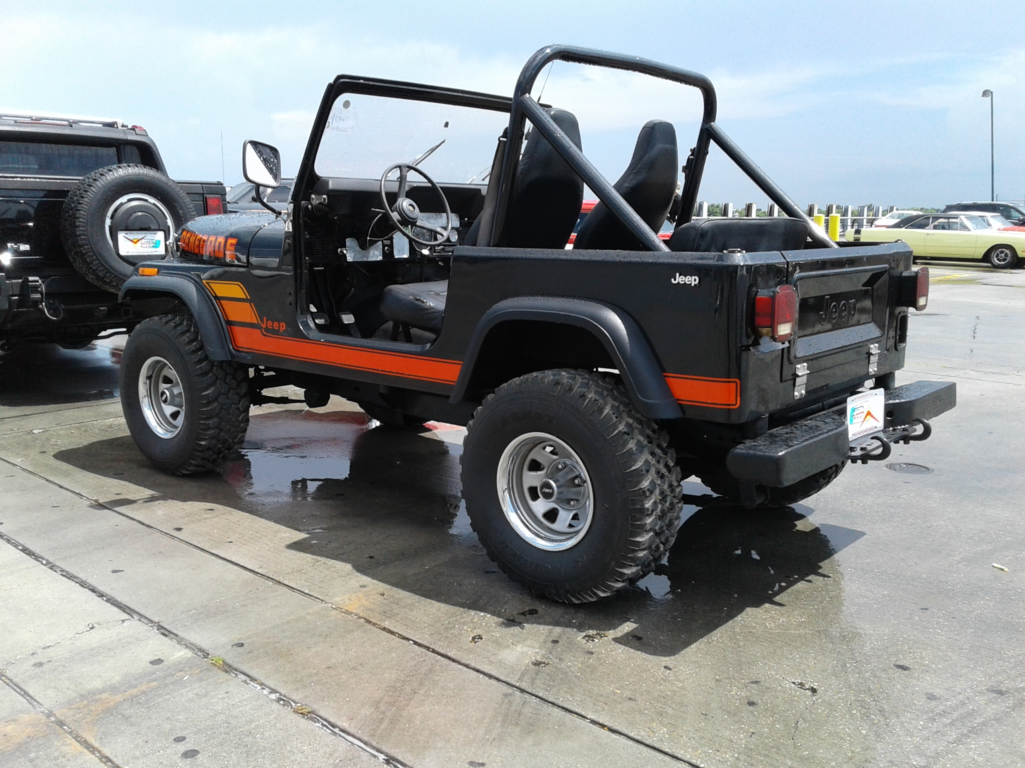 1984 Jeep Renegade Cj7 For Sale At Vicari Auctions New Orleans 2016