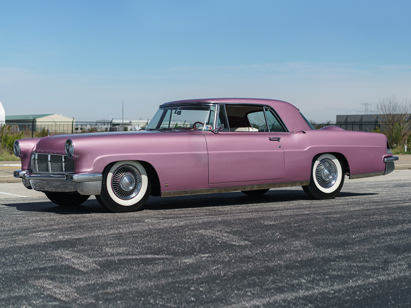 2nd Image of a 1956 LINCOLN CONTINENTAL MARK II