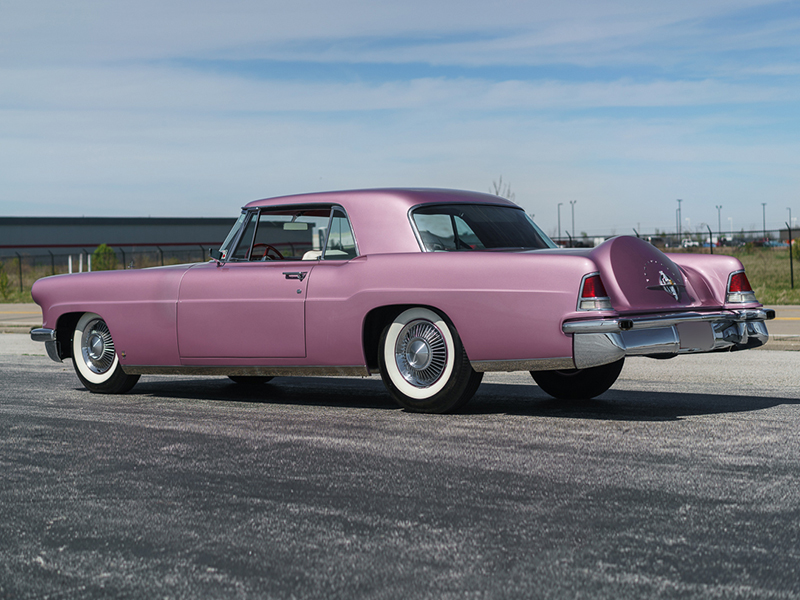 5th Image of a 1956 LINCOLN CONTINENTAL MARK II