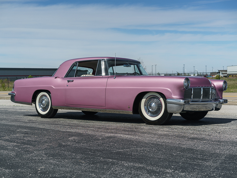 6th Image of a 1956 LINCOLN CONTINENTAL MARK II