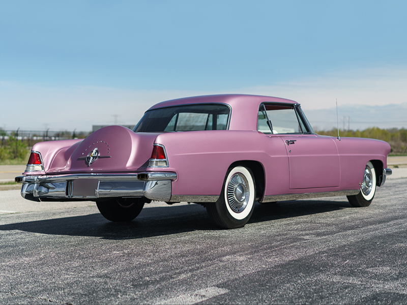 7th Image of a 1956 LINCOLN CONTINENTAL MARK II