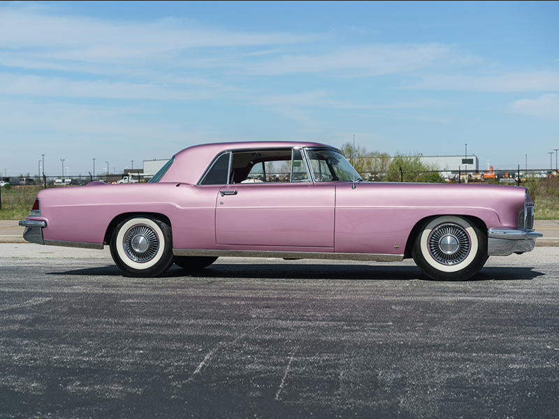 9th Image of a 1956 LINCOLN CONTINENTAL MARK II