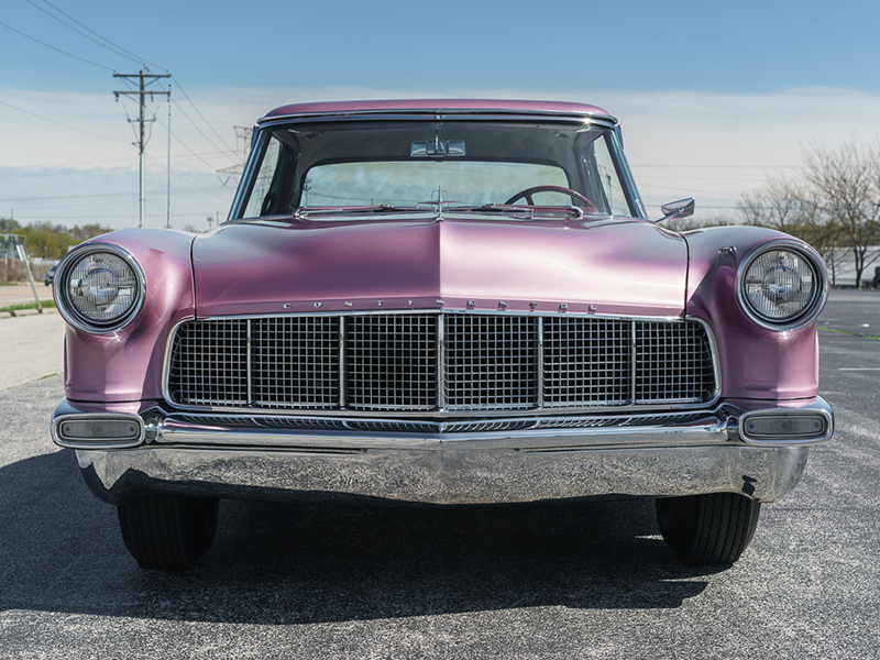 10th Image of a 1956 LINCOLN CONTINENTAL MARK II