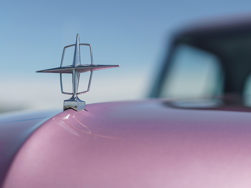 11th Image of a 1956 LINCOLN CONTINENTAL MARK II
