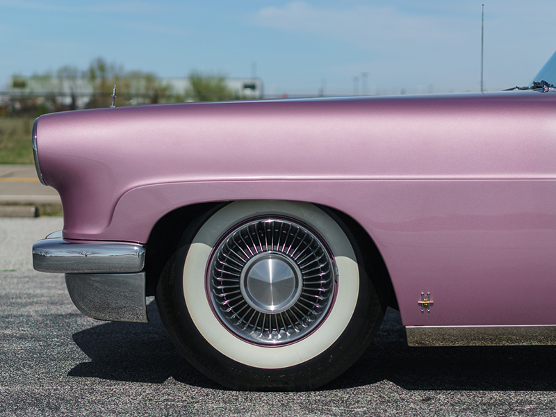 12th Image of a 1956 LINCOLN CONTINENTAL MARK II