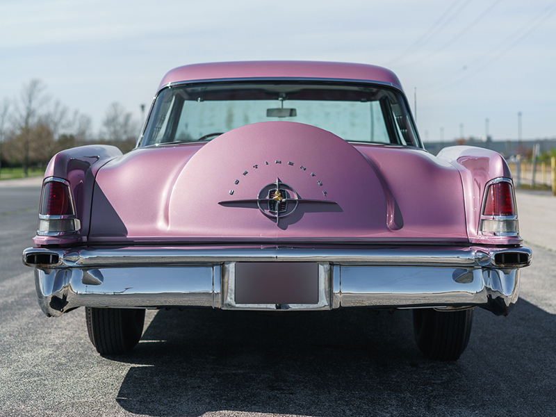 14th Image of a 1956 LINCOLN CONTINENTAL MARK II