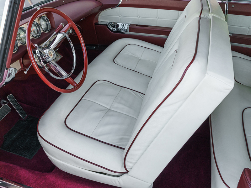 16th Image of a 1956 LINCOLN CONTINENTAL MARK II