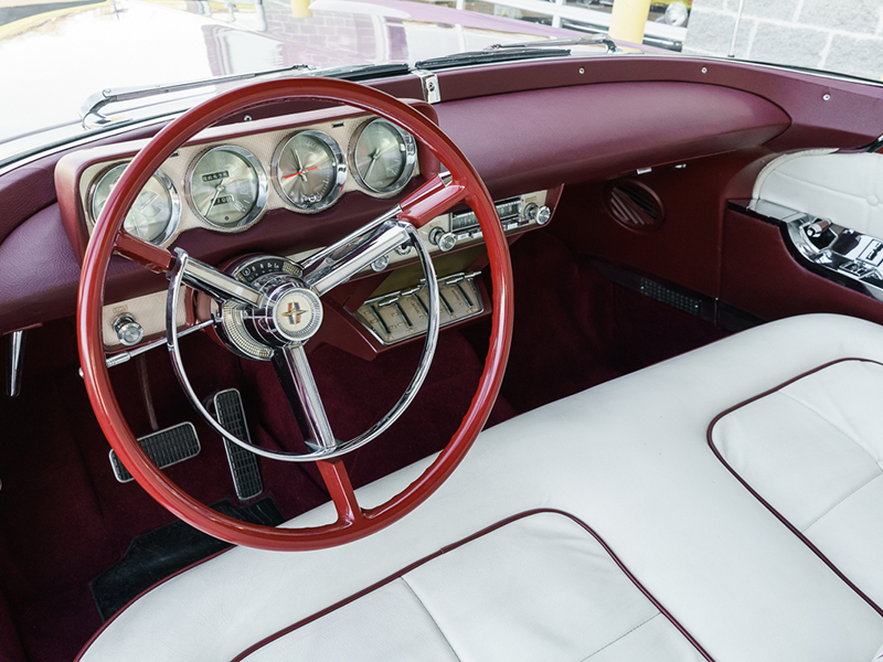 18th Image of a 1956 LINCOLN CONTINENTAL MARK II