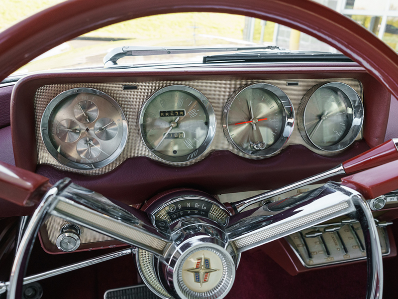 19th Image of a 1956 LINCOLN CONTINENTAL MARK II