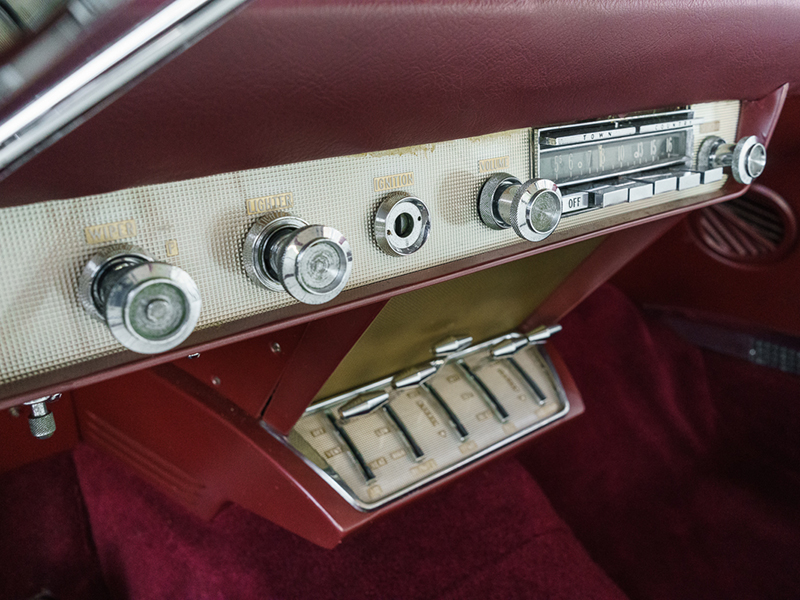 20th Image of a 1956 LINCOLN CONTINENTAL MARK II