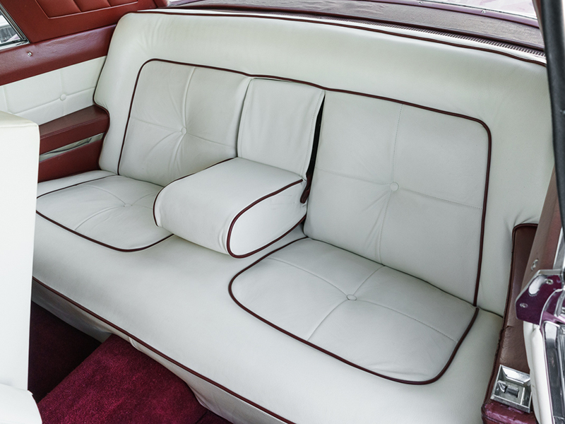 22nd Image of a 1956 LINCOLN CONTINENTAL MARK II