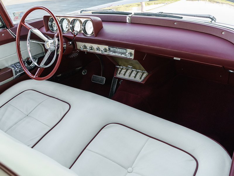 24th Image of a 1956 LINCOLN CONTINENTAL MARK II